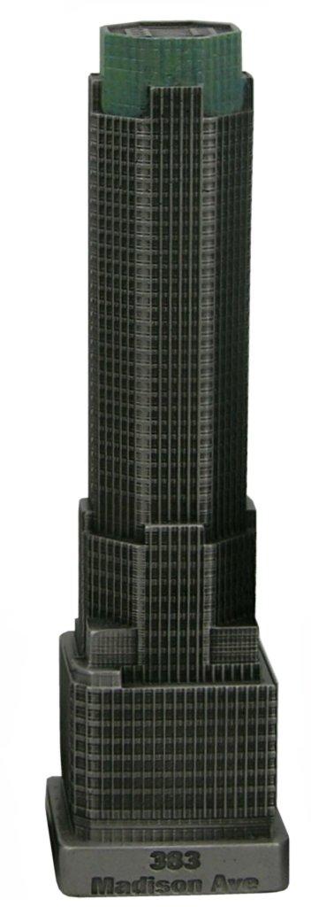 Miniature Buildings Infocustech 383 Madison Ave 150 New York