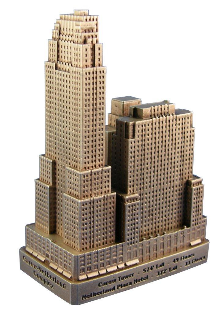 Miniature cityscape for Miniature architecture